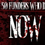 A big Thanks…… to our 50 funders !!