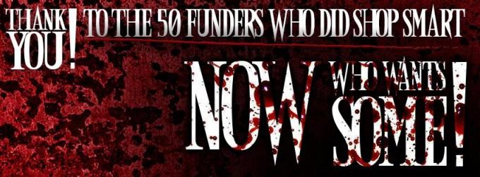 50 funders
