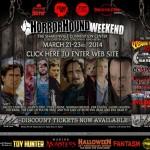 HorrorHound Week-end 2014