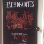 First Hail to the Deadites banner has arrived !