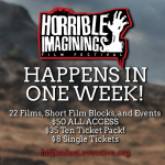 You can catch up HAIL TO THE DEADITES at the Horrible Imaginings Film Festival.